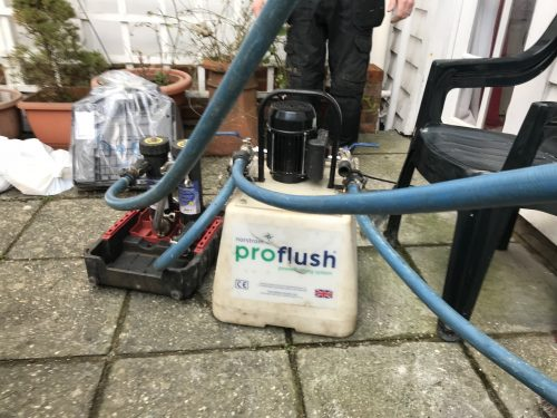 Power Flushing Heating Services