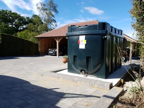 Oil Tank Installation & Replacement Heating Services
