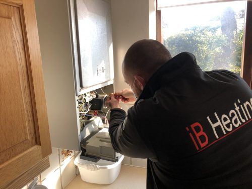 Gas Boiler Servicing Heating Services