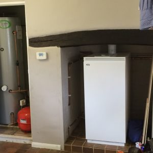 Oil boiler replacement in Wadhurst East Sussex
