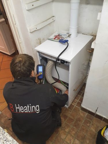 Oil Boiler Servicing Heating Services
